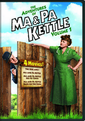 $17.67 • Buy The Adventures Of Ma And Pa Kettle - Volume 1 (DVD, 2011, 2-Disc Set)