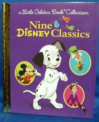 £7.10 • Buy Little Golden Book Ser.: Nine Disney Classics (Disney Classic) By Golden...