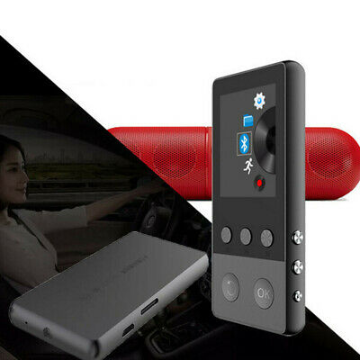 New A5 Bluetooth MP3 Music Player Smart And Gray With Comfortable Bluetooth UK • 16.16£