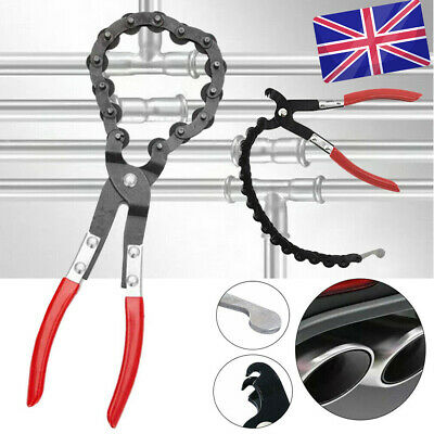 £22.79 • Buy Car Exhaust Pipe Cutter Multi Wheel Chain Lock-grip Pliers Tube Wrench Tool
