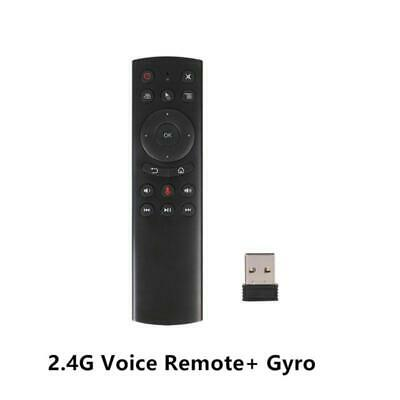 AU13.50 • Buy G20S Gyro Smart Voice Remote Control IR Learning 2.4G Wireless Fly Air Mouse