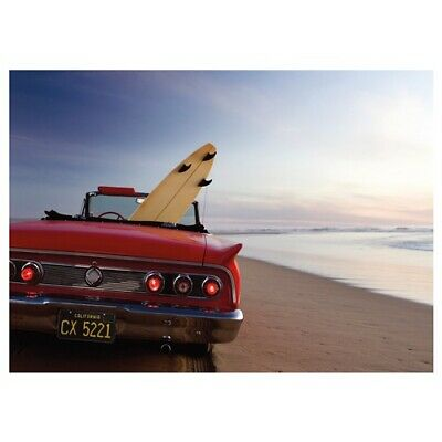 Ikea Bjorksta Road To The Beach Wall Large Picture Canvas 140 X 100cm NEW • 29.99£