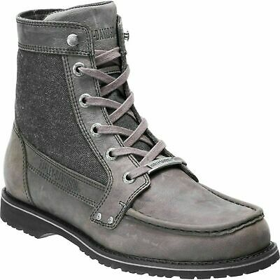 $ CDN85.48 • Buy Mens Harley Davidson Dowling Vibram Biker Ankle Boots Sizes 6 To 12