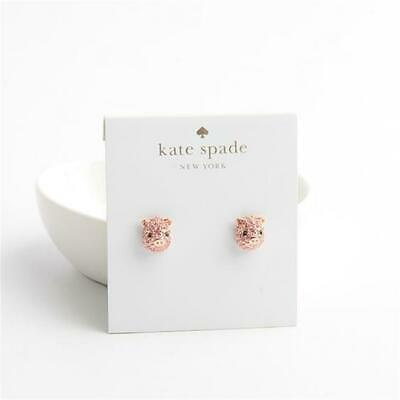 $ CDN35.73 • Buy Kate Spade New York Imagination Pave Pig Stud Earrings