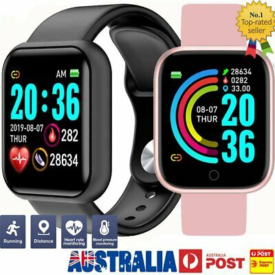 AU19.85 • Buy Waterproof Bluetooth Parameter Smart Watch For IPhone Samsung For Men Women Kids