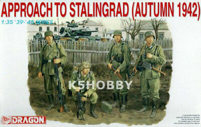 Dragon 6122 1/35 Approach To Stalingrad Autumn 1942 • 14.95£