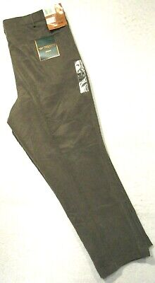 $9.99 • Buy New Nwt Mens Dockers Premium Pleated Cuffed Green Silk Touch  Pants 40 X 30