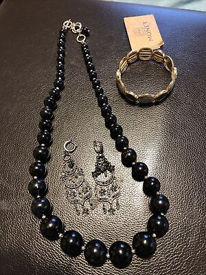 $ CDN6.33 • Buy Lots Of New And Vintage Monet Jewelry Necklace Earring Bracelet