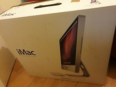  Apple IMac 24  2007 2008 2009 EMPTY BOX A1225 - With Inserts • 35£
