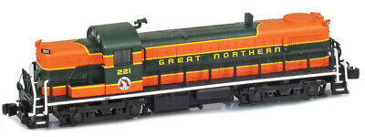 AU252.49 • Buy AZL Z Scale Locomotive Great Northern RS-3 Road 221 Ships Immediately!