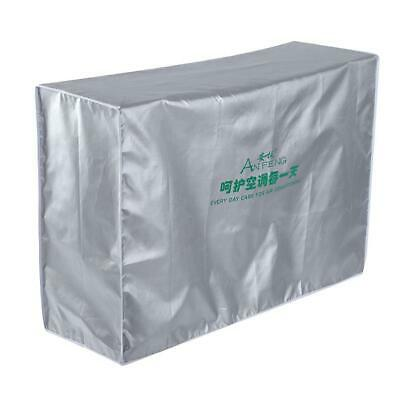 AU12.21 • Buy Outdoor Air Conditioner Cover Anti-Dust Anti-Snow Waterproof Sunproof Home 1.5P