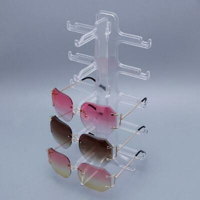 AU8.37 • Buy 5 Layers Glasses Eyeglasses Sunglasses Show Stand Holder Frame Display Rack