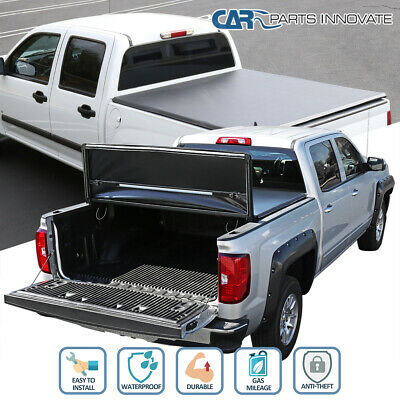 AU197.19 • Buy For Nissan 05-13 Frontier 02 Navara D40 King Cab 5' Bed Tri-fold Tonneau Cover