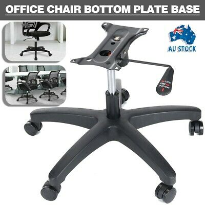 AU73.99 • Buy Office Chair Base Swivel Chair Bottom Plate 331lbs Capacity 28 Inch Heavy Duty