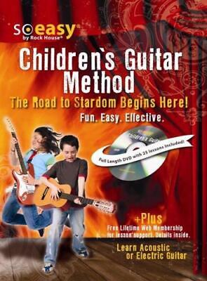 Childrens Guitar Method : The Road To Stardom Begins Here! By John McCarthy • 10.93£