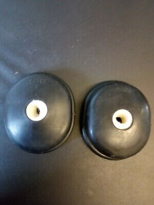 Land Rover Series 1 & Rover P4 Pedal Floor Grommet With Felt 70620/21 Pair Of • 15.50£