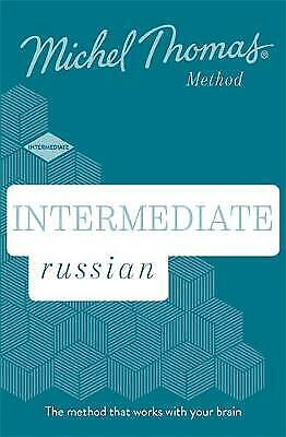 £48.37 • Buy Intermediate Russian New Edition (Learn Russian With The Michel Thomas Method),
