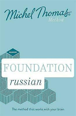 £54.94 • Buy Foundation Russian New Edition Learn Russian With The Michel Thomas Method Begin