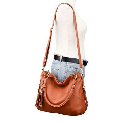 $ CDN29.49 • Buy Women Fashion PU Leather Shoulder Handbags Crossbody Messenger Bag Purse DMF