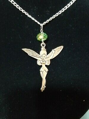 £2.99 • Buy Large Tinkerbell Necklace. (93)