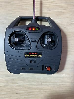 Acoms Techniplus AP-202 27MHz 2 Channel Radio Controller Transmitter Crystal • 29£