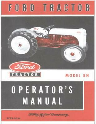 $ CDN41.37 • Buy Ford 8n Parts Operators And Workshop Manuals The FULL SET