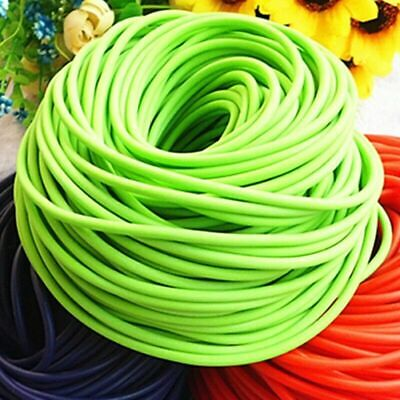$ CDN10.19 • Buy OD 5mm *2.5m Replacement Green Elastic Tube Band For Hunting Shot Slings Rubber