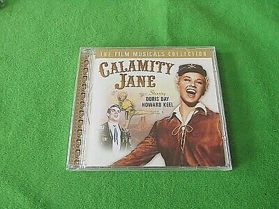 Cd:the Film Musicals Collection:calamity Jane-doris Day/howard Keel-new-free P+p • 4.99£