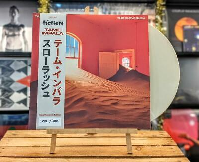Tame Impala - The Slow Rush Vinyl LP Cream Colour Assai Edition OBI 2020 • 37.99£