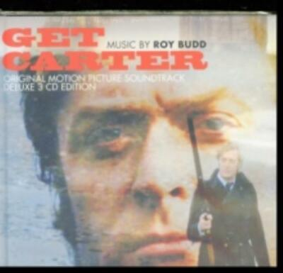 Roy Budd: Get Carter/o.s.t. (cd.) • 39.19£