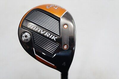 $ CDN251.30 • Buy Callaway Mavrik 4 Fairway Wood Regular Flex Evenflow Riptide Graphite 0881306