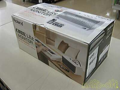 AU338.92 • Buy Roland CUBE-LM Lite Tabletop Monitor Amplifier