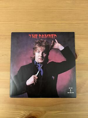 The Damned - 'Love Song' Red Vinyl  (Scabies On Cover) Unplayed NM Copy • 25.99£