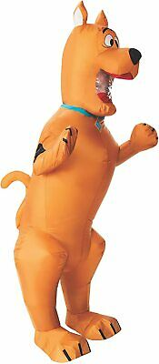 £50.80 • Buy Scooby-Doo Inflatable Brown Puppy Dog Fancy Dress Up Halloween Adult Costume