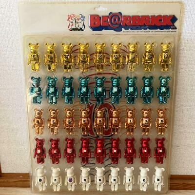 $724.50 • Buy F/S BE@RBRICK 100% 45-set & Blister Case Commemorative Series From JAPAN