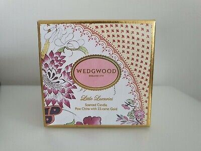 £40 • Buy BRAND NEW Wedgwood Butterfly Bloom Gardenia & Peony Fragrance Scented Candle