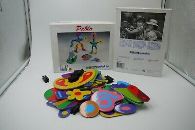 $ CDN60.89 • Buy Unicef Pablo Picasso Creative Puzzle Building Toy Boxed