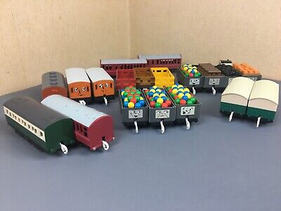 £13.99 • Buy Thomas The Tank Engine, Free Postage, Trackmaster Coaches,Trucks,Cargo And Misc