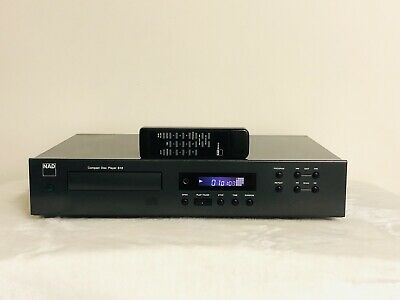 AU365 • Buy NAD 512 CD Player Compact Disc Deck With Remote