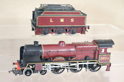 £57.50 • Buy HORNBY RE NAMED LMS 4-6-0 PATRIOT CLASS LOCOMOTIVE 5534 E TOOTAL BROADHURST Ny