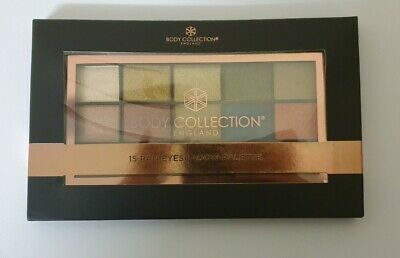 Body Collection England Eyeshadow Pallette • 7.49£