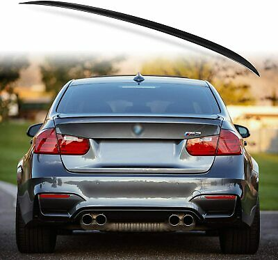 AU299.99 • Buy M4 Style Rear Trunk Boot Lip Spoiler For Bmw 3 Series F30 & M4