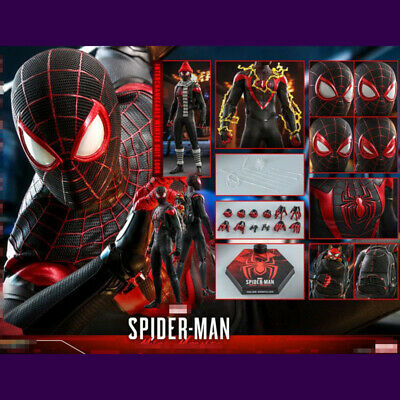 $ CDN469.99 • Buy Presale Hot Toys VGM46 1/6 SpiderMan Miles Morales Action Figure Set Collect Toy