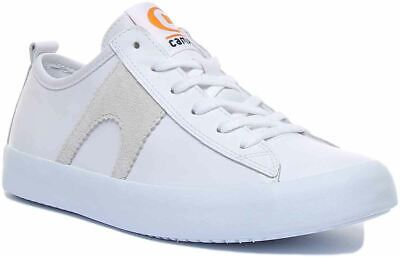 £74.99 • Buy Camper Imar Copa Lace Up Casual Summer Trainer In White Size Uk 3 - 8
