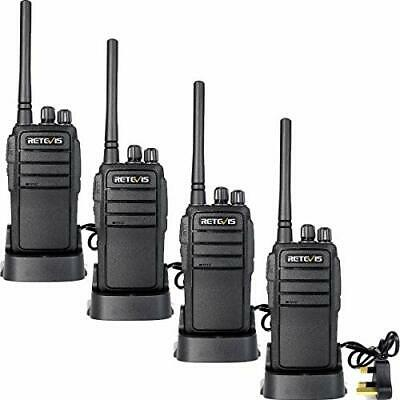 $ CDN172.68 • Buy RT21 Handheld Walkie Talkies 16CH Long Range Rechargeable 2 Way Radio