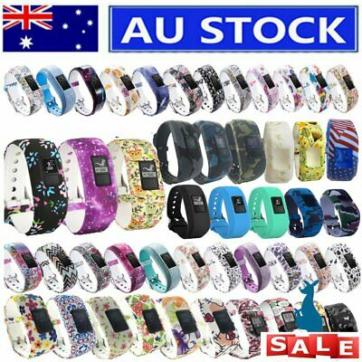 AU1.99 • Buy Replacement Band GARMIN VIVOFIT JR 2 JUNIOR Fitness Wristband Bracelet Tracker~Z