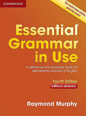 £24.10 • Buy Essential Grammar In Use Without Answers, Murphy, Raymond,  Paperback
