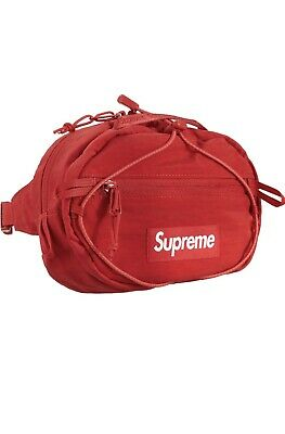 $ CDN159.49 • Buy Supreme Waist Bag Red, Fw20 Os (in Hand) Brand New 100% Authentic, Fast Ship