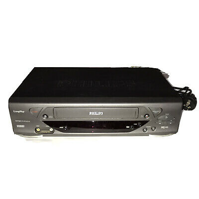 AU94.50 • Buy Philips VR-288 Video Recorder Player Working No Remote