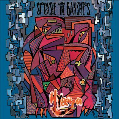 Siouxsie And The Banshees Hyaena CD+Bonus Tracks NEW SEALED Dear Prudence/Dazzle • 5.99£